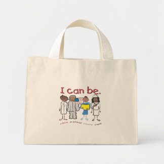 I can be tote bag