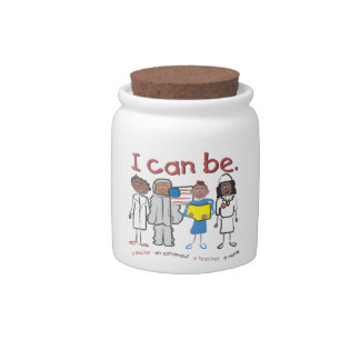 I can be candy jars