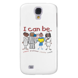 I can be samsung galaxy s4 cover