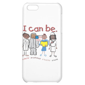 I can be iPhone 5C cases