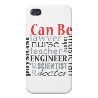 I can be iPhone 4/4S covers