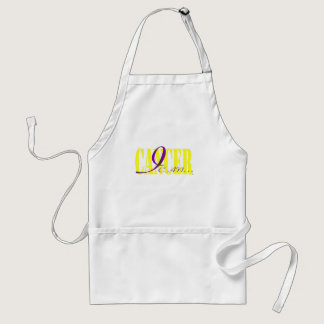 I Can. . . Cancer Adult Apron