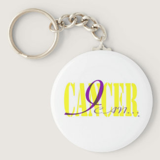 I Can. . . Cancer Keychain