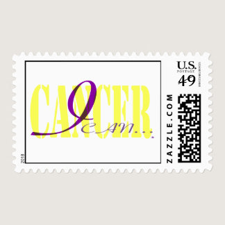 I Can . . . CANCER Postage