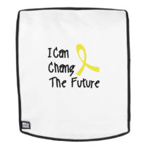 I Can Chang Future Childhood Cancer Awareness Backpack