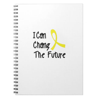 I Can Chang Future Childhood Cancer Awareness Notebook