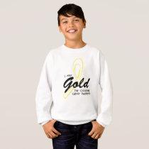 I Can Chang Future Childhood Cancer Awareness Sweatshirt