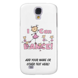 I Can Dance T-shirts and Gifts Galaxy S4 Cover