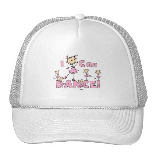 I Can Dance T-shirts and Gifts Trucker Hats