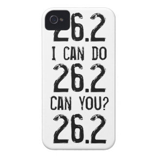 I can do 26.2 -- Can you? iPhone 4 Cover