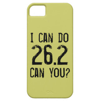 I can do 26.2 -- Can you? iPhone SE/5/5s Case