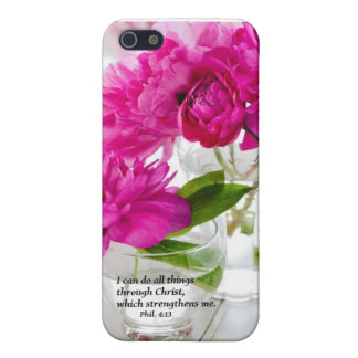 I can do all things...Phone cover