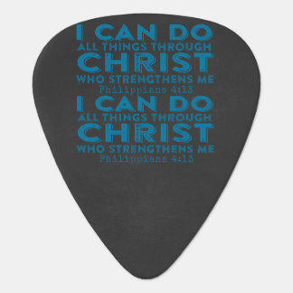 I Can Do All Things Through Christ Pick