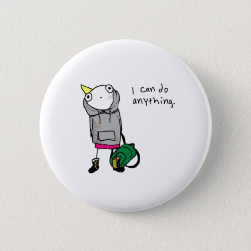 I can do anything button