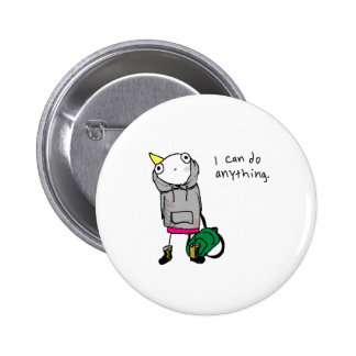 I can do anything. button