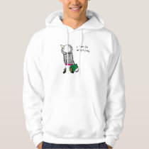"""I can do anything"" Hoodie"