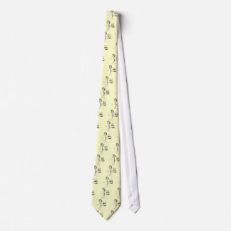 I can do anything in my heels! digital art neck tie