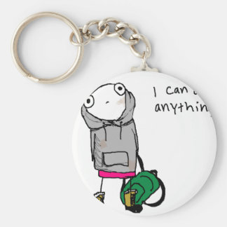 I can do anything. key chains