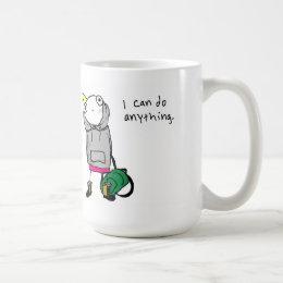 """""""I can do anything"""" Mug"""