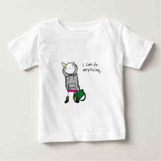 I can do anything. tee shirt