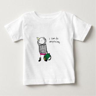 I can do anything. tshirts