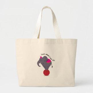 I Can Do! Jumbo Tote Bag