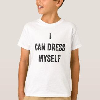 I Can Dress Myself (distressed) T-shirt