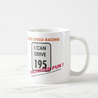 I CAN DRIVE 195 COFFEE MUG