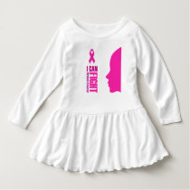 I can fight breast cancer- support women dress