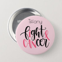 (I Can) Fight Cancer Support Button