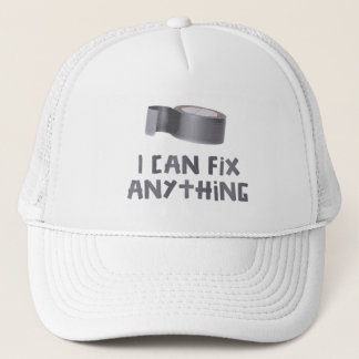 I Can Fix Anything with Duct Tape Trucker Hat