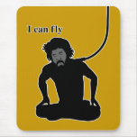 I can fly2 mouse pad