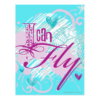 I Can Fly Postcard
