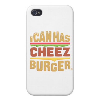 I Can Has Cheezburger iPhone 4/4S Cover