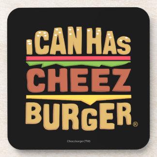 I Can Has Cheezburger Logo Coaster