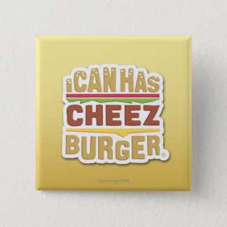 I Can Has Cheezburger (shadow) Button