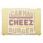 I Can Has Cheezburger (shadow) iPad Mini Covers