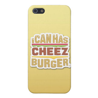 I Can Has Cheezburger (shadow) iPhone 5/5S Cases