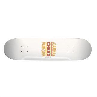 I Can Has Cheezburger Skateboard Deck