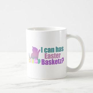 I can has Easter Basket Coffee Mug