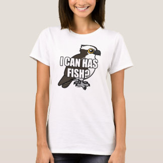 I Can Has Fish? T-Shirt