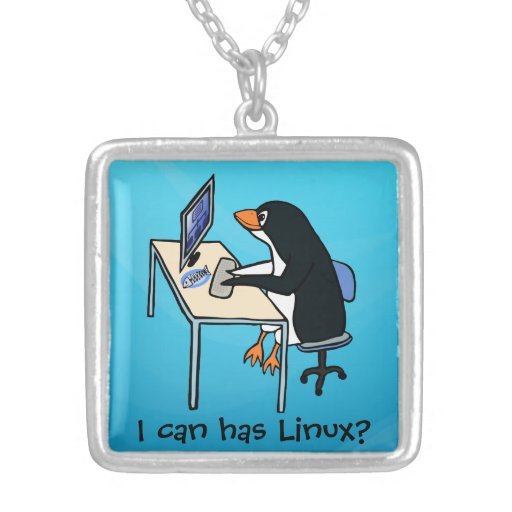 I can has Linux? Jewelry