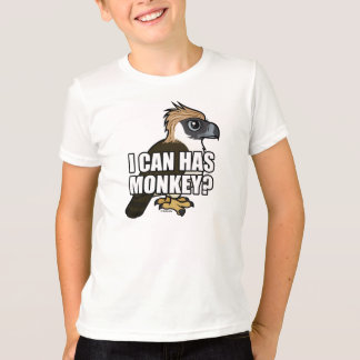 I Can Has Monkey? T-Shirt