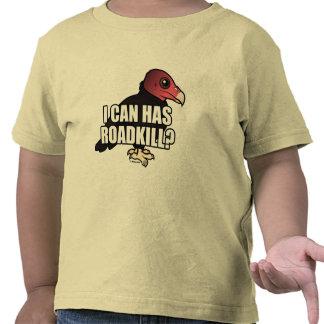 I Can Has Roadkill? T Shirts