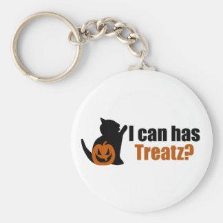 I can Has Treats Key Chains