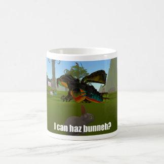 i can haz bunneh coffee mug