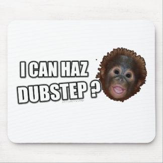 I CAN HAZ DUBSTEP? LOLz Dub Step Meme Mouse Pad