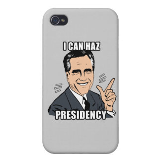 i can haz presidency - png iPhone 4/4S cover