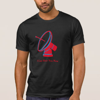 i can hear you now t-shirt design space