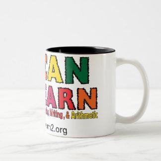 I Can Learn Mug